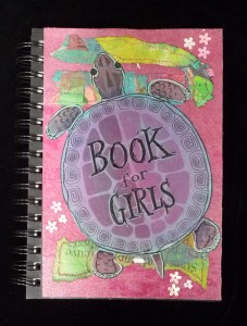 Turtle Book for Girls