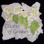 Threads of Time Cluster of Grapes