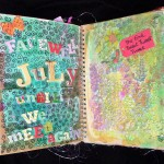 July Journal End