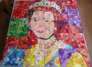 Red Queen Collage Yr9