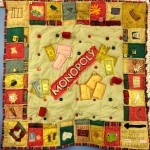 Monopoly Quilt Yr7