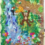 Rainforest Wall Hanging Yr5