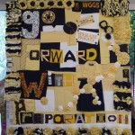 School Motto Quilt