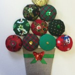 Bottle Top Xmas Tree